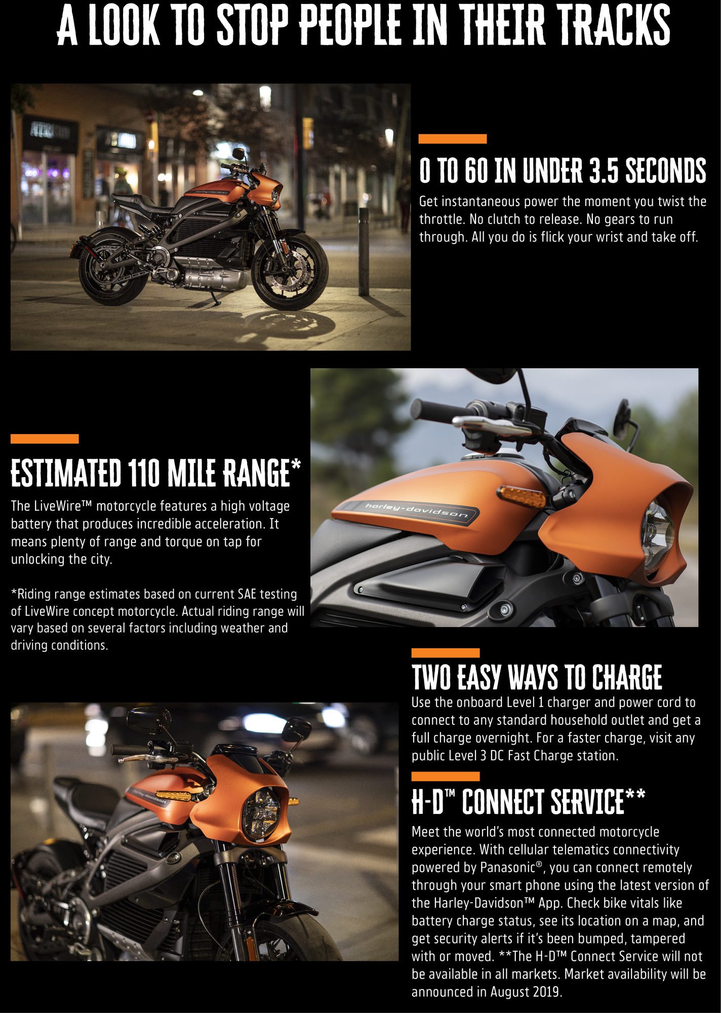 Livewire™ Electric Motorcycles | Bellevue, WA | Motorcycle