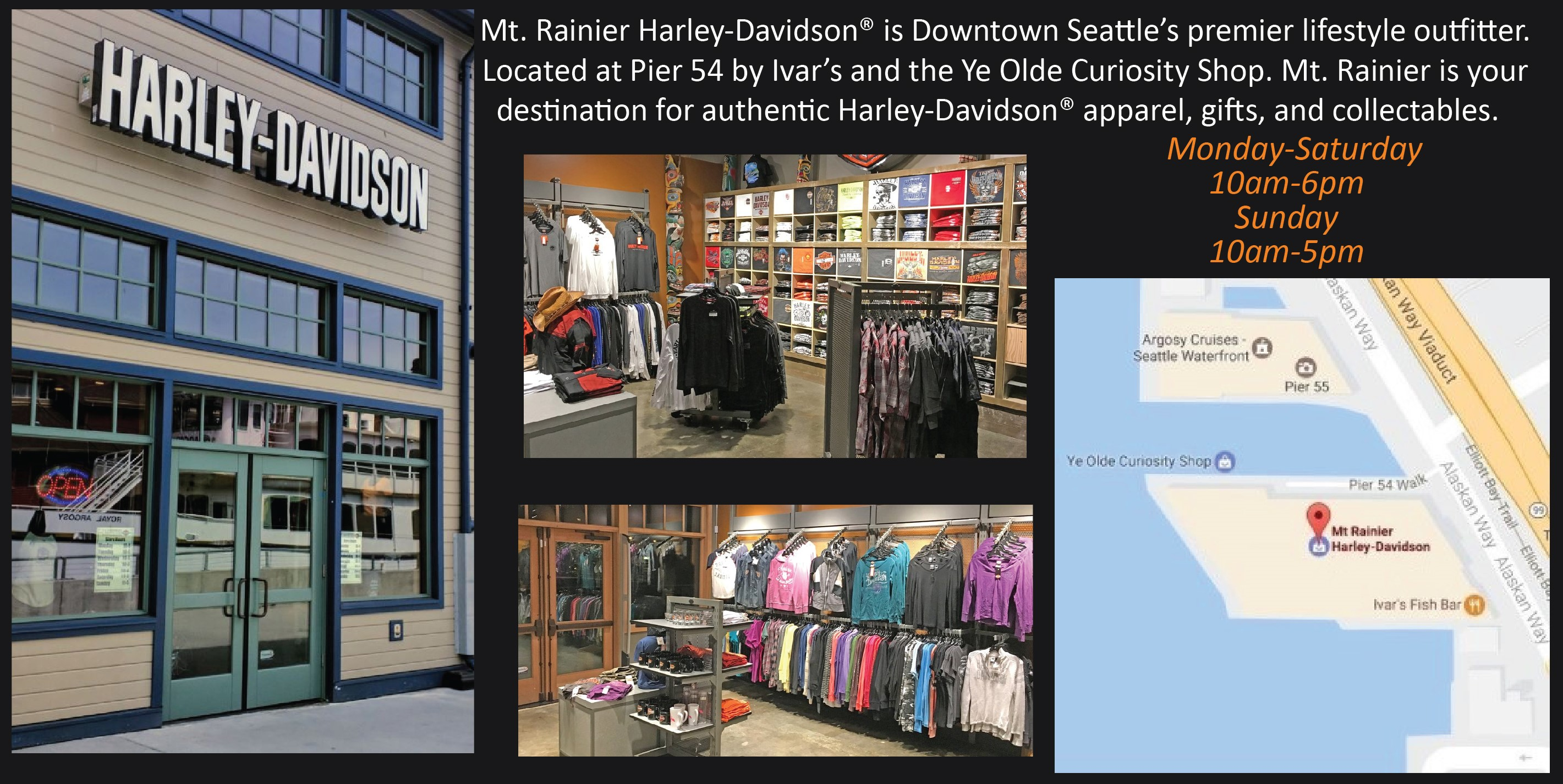 Harley Davidson Seattle >> Harley Davidson Apparel Germany